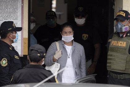 """Perú.- Fujimori sale en defensa del Gobierno de Perú y dice que """"no hay elementos suficientes"""" para la moción de censura"""