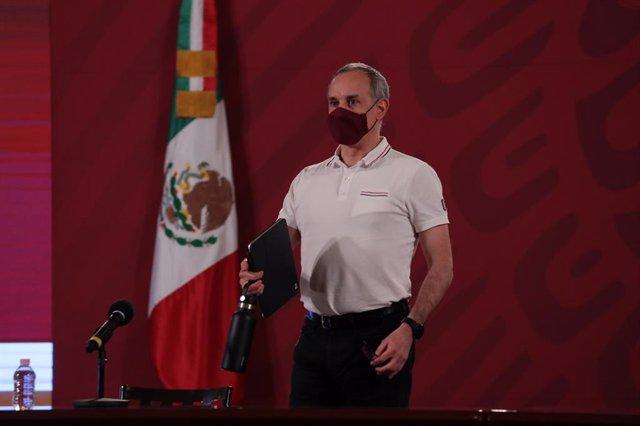 """Coronavirus.- México suma más de 668.000 positivos y el Gobierno prevé una """"redu"""