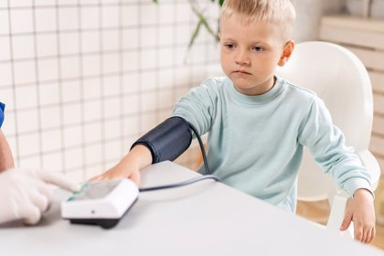 La hipertensión de bata blanca en niños