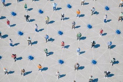 COVID-19: diez veces menos riesgo si respetas el distanciamiento social