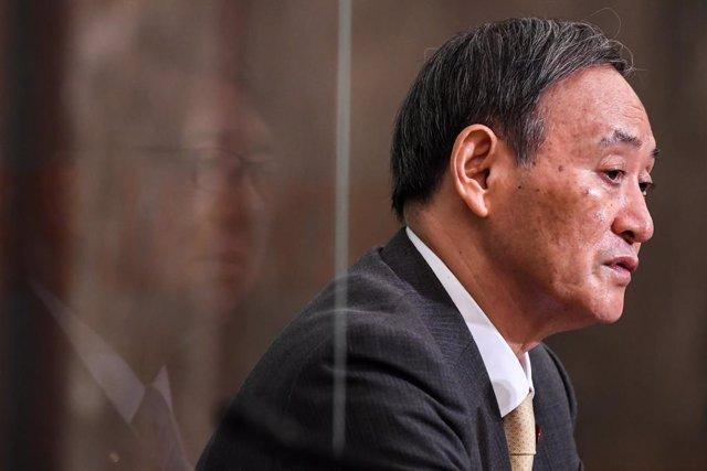 Japón.- El partido gubernamental de Japón elige como líder a Yoshihide Suga tras