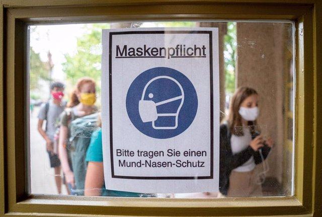 Coronavirus.- Alemania rebaja el balance diario de coronavirus con 927 casos nue