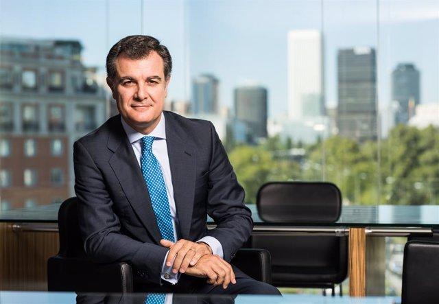 Juan Bernal, Director general de CaixaBank Asset Management y Presidente del Spain Nab.