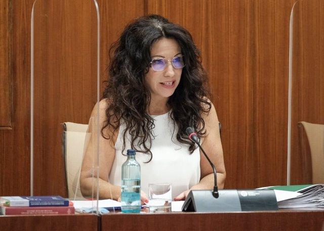 La consejera de Igualdad, Rocío Ruiz, en una imagen de archivo