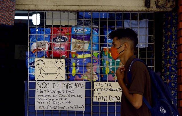 Maduro anuncia que este año no se retomarán las clases presenciales para evitar
