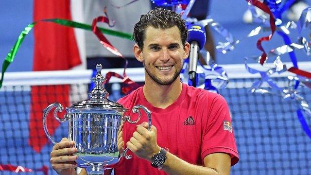 Tenis/US Open.- Dominic Thiem conquista su primer 'Grand Slam' tras una remontad