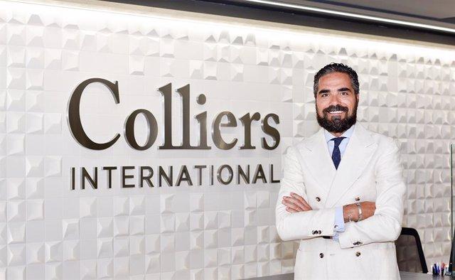 Colliers International ficha a Martín Galbete como director nacional de oficinas