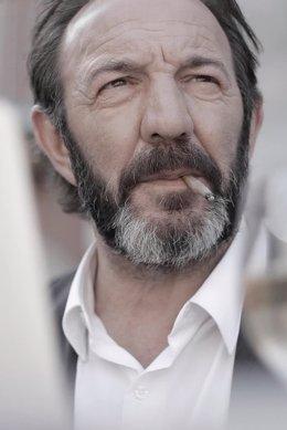 El actor asturiano José Antonio Lobato.