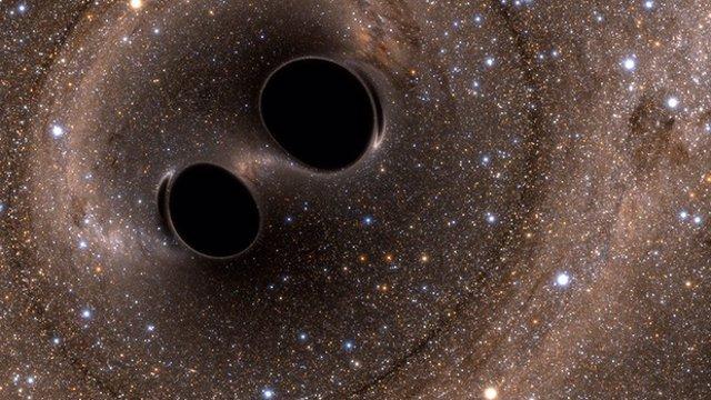 Cinco años de la primera observación de ondas gravitacionales