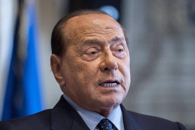 """Coronavirus.- Berlusconi recibe el alta tras """"la prueba más peligrosa"""" de su vid"""