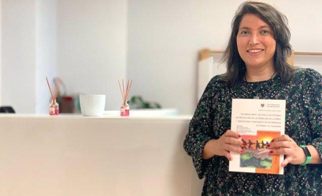 La jurista Lucía Serrano Sánchez obtiene el Premio Jaime Brunet Tesis Doctorales