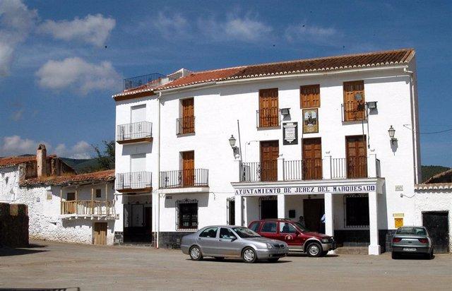 Ayuntamiento de Jérez del Marquesado
