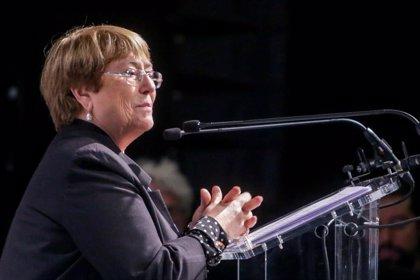 Nicaragua.- Bachelet denuncia que en Nicaragua no hay progreso en materia de DDHH y la impunidad por la Ley de Amnistía