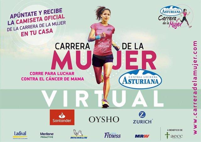 La Carrera de la Mujer de Valencia homenajeará a la alpinista Edurne Pasabán