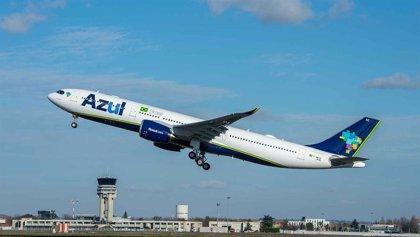 Brasil buscará intervenir la aerolínea Azul con una participación de hasta el 60%