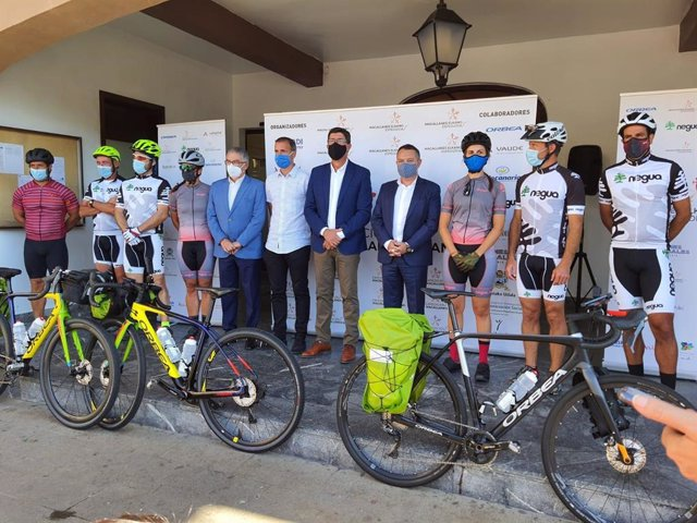 Una ruta ciclista en honor a Magallanes-Elcano recorrerá por Andalucía lugares de la antigua expedición