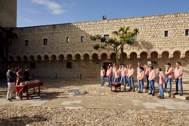 Jaén.- MásJaén.- El castillo de Santa Catalina acoge este martes el estreno de M
