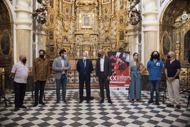[Sevilla] Nota De Prensa. Bienal Flamenco. San Luis De Los Franceses