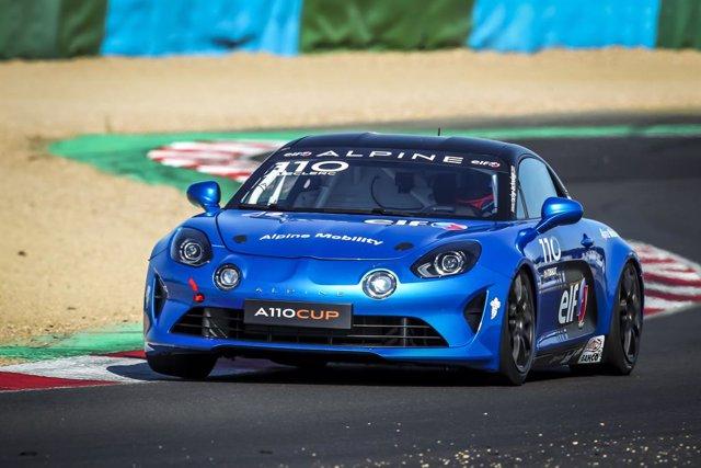 Motor.- Alpine también disputará en 2021 el Mundial de Resistencia y las 24 Hora