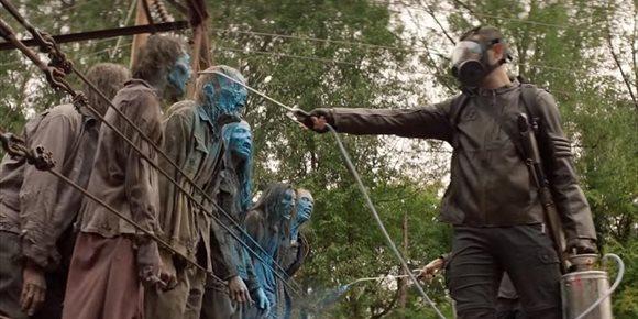 7. The Walking Dead: World Beyond adelanta la cura del virus zombie en su nuevo tráiler