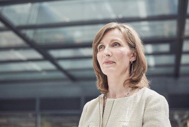 La vicepresidenta de comunicación científica y estratégica de Philip Morris International (PMI), Moira Gilchrist