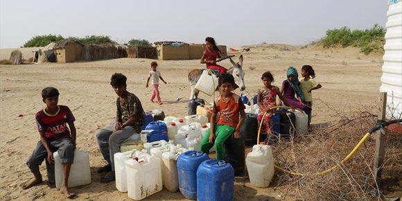 1. HRW denuncia injerencias de las partes enfrentadas en Yemen en el reparto de ayuda humanitaria