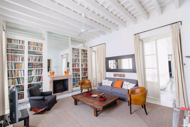 Imagen de un apartamento.