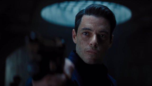 Safin, el temible villano que interpreta Rami Malek en Sin tiempo para morir