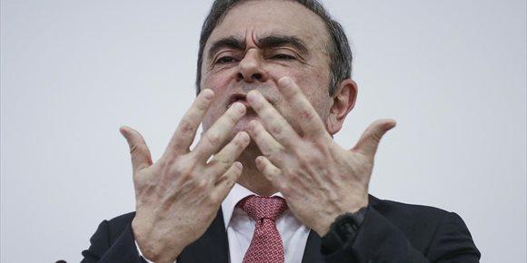 1. El supuesto cómplice de Carlos Ghosn será juzgado este martes en Tokio