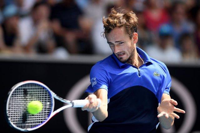 Tenis.- El tenista ruso Daniil Medvedev se clasifica para las Finales de la ATP