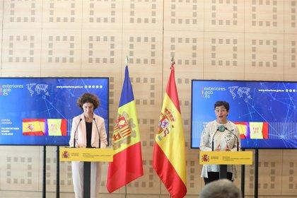España y Andorra tratarán de facilitar trámites para estudiantes y trabajadores