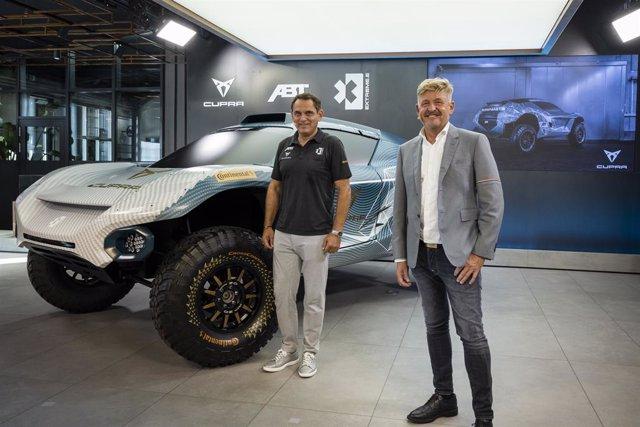 Economía/Motor.- Cupra inaugura su primer Cupra Garage en Europa, ubicado en Ham