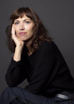 La editora, escritora y cineasta francesa Vanessa Springora