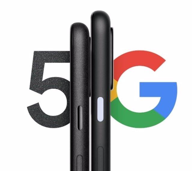 Pixel 5G y Pixel 4a (5G).
