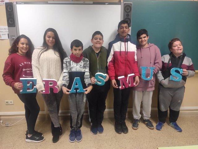 Córdoba.- El nuevo proyecto Erasmus+ del IES Guadalquivir, el mejor valorado a n
