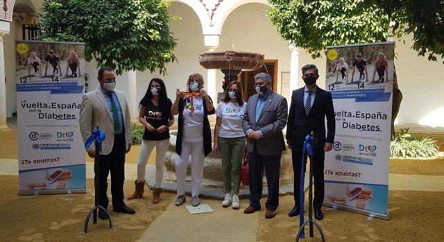 La vuelta a España por la Diabetes recorrerá 17 ciudades con el objetivo de dar visibilidad a los enfermos.