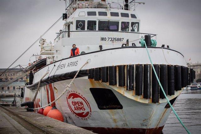 Europa.- Open Arms denuncia que Malta le deniega el desembarco de 278 migrantes