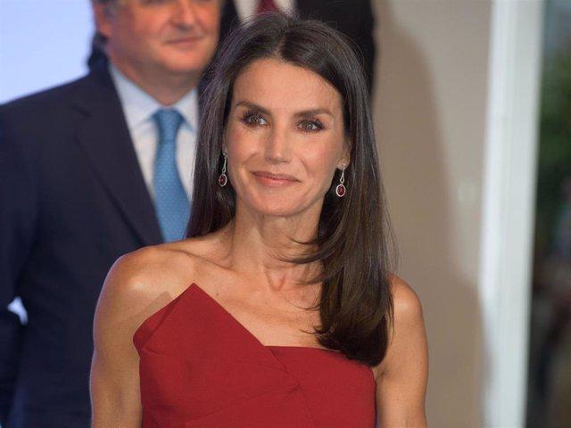 Doña Letizia cumple 48 años más espectacular que nunca