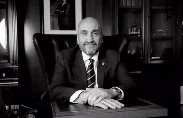 Fernando Santiago Ollero. Presidente de ICOGAM