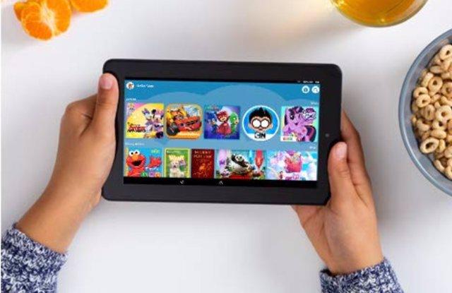 Servicio para niños Amazon Kids