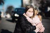 Foto: Crece la ansiedad por separación en la vuelta al cole entre padres e hijos