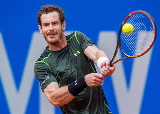 Tenis.- Andy Murray recibe una 'wild card' para disputar el cuadro final de Rola