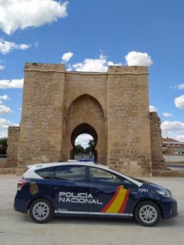 Policía Nacional de Ciudad Real.