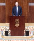 """Gabilondo se abre a una moción de censura contra el Gobierno """"inconsistente"""" de Ayuso: """"Trabajamos para un cambio"""""""