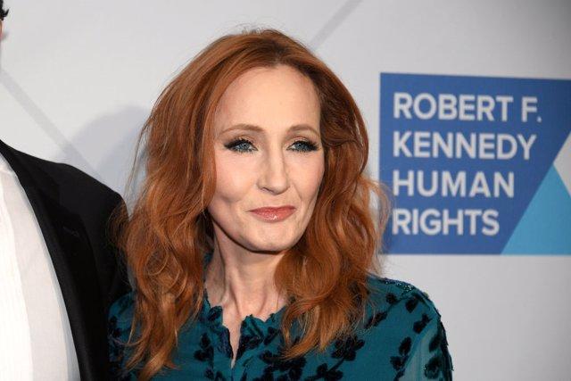 J.K. Rowling recibe el Ripple of Hope Awards at New York Hilton Midtown on December 12, 2019