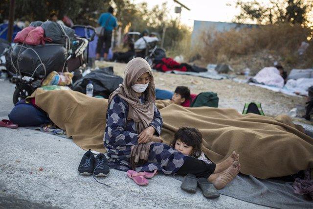 Grecia.- Alemania planea acoger a 1.500 migrantes procedentes de Grecia a los qu