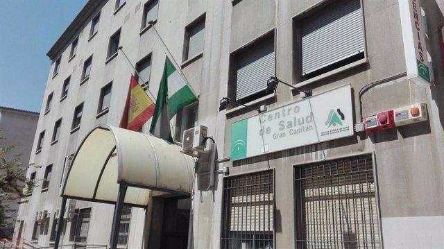 Centrode salud Gran Capitán de Granada capital, en imagen de archivo