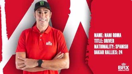 Nani Roma competirá en el Dakar 2021 con el equipo Bahrain Raid Xtreme