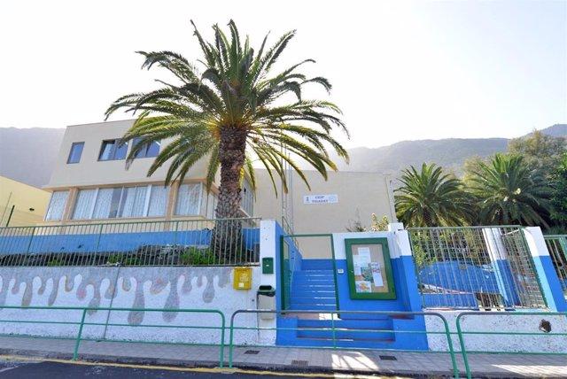 Colegio Tigaday, en El Hierro