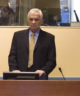 Bosnia.- Muere por coronavirus el criminal de guerra serbobosnio Momcilo Krajisn